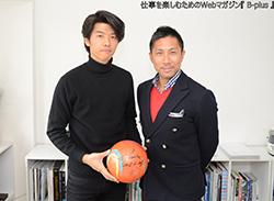 サッカー元日本代表の前園真聖さんとの対談♪